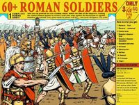 60 Roman Soldiers