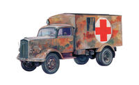 Kfz. 305 Ambulance