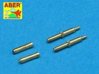 Set of 2 German barrels foraircraft 30mm machine cannons MK 108 with blast tube