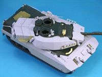 Leopard C2 MEXAS Conv'set (Revell/Italeri Leopard1A5) - Image 1