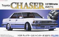 Toyota Chaser 2.0 Twin Turbo GZ71 - Image 1