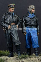 Russian AFV Crew 44-45 Set (2 figs)