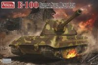 E-100 German Super Heavy Tank - Image 1