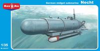 Necht German submarine