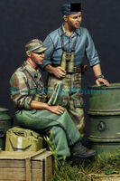 Panzer Crew Summer Set (2 figs)
