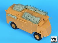 AEC Dorchester accessories set for AFV