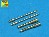 Set of 2 German barrels for 13mm aircraft machine guns MG 131 (middle type)