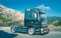 "Mercedes-Benz ""Black Actros"" - Image 1"