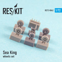 Sea King (all versions) wheels set - Image 1