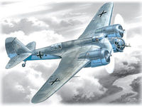 Avia B-71 WWII German Air Force Bomber