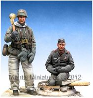 WW2 Wehrmacht Soldiers - Image 1