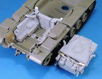 AVDS-1790 Engine & Compartment set I (for AFV Club M60s)