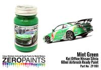 1161 Green Paint for KEI Office S15 Silvia