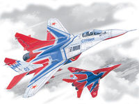 Mig-29 9-13 Russian Aerobatic Team Swifts Plane - Image 1