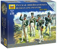 Russian Line Infantry (1812-1814) - Image 1