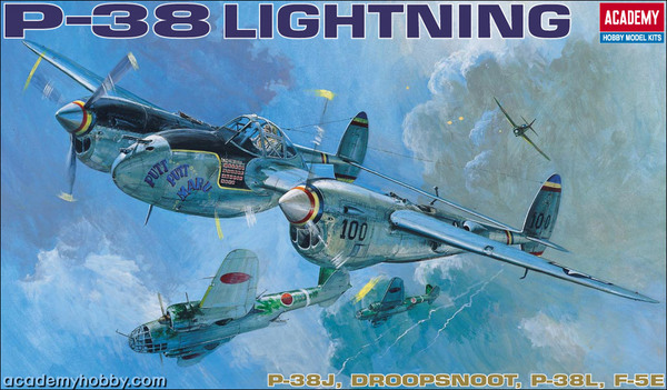 P-38J COMBINATION VERSION - Image 1