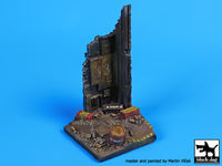 Posst apocalyptic factory ruin fant.base - Image 1