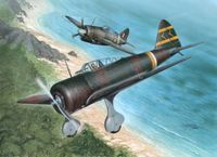 Ki-27-Otsu Nate Over Malaya and Philippines  Hi-Tech