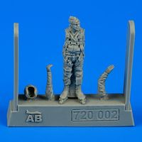 U.S.A.F. fighter pilot - Vietnam war 1960 - 1975 Figurines - Image 1