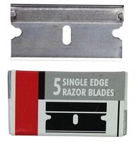 K12 Single Edge Blade (10 pcs. ) - Image 1