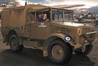 Bedford MWD Light Truck