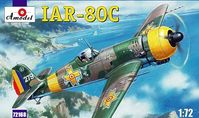 Romanian IIWW fighter IAR-80C