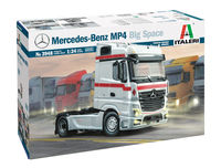 Mercedes-Benz MP4 Big Space - Image 1