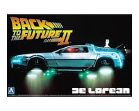 Back To The Future II de Lorean