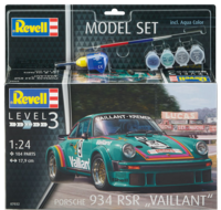 Porsche 934 RSR Vailliant Model Set - Image 1