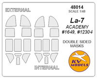 La-7 (double sided) - (ACADEMY) - Image 1