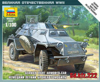 Sd.Kfz.222 Armored Car
