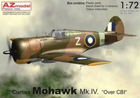 "Curtiss Mohawk Mk.IV. ""Over CBI"""