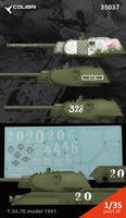 T-34-76 mod. 1941 Part III Battle for Moscow - Image 1