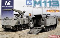 IDF M113 Fitters & Chatap Field Repair Vehicle (Combo Set) - Image 1
