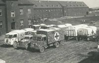 French 3,5t truck AHN (medical van) - Image 1
