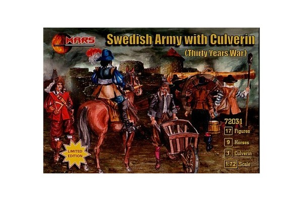Swedish Army with Culverin (1618-1648) - Image 1