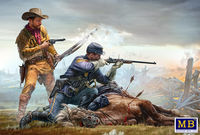 Indian War series, Final stand - Image 1