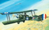 Sopwith 1 1/2 Strutter interceptor