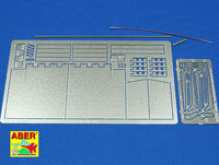 Tiger II - Vol.6- Rear Fenders (TAM,TRU) - Image 1