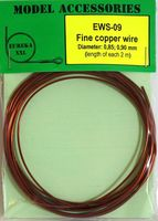 Fine copper wire Diameter: 0.85, 0.90