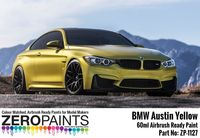 1127 BMW Austin Yellow