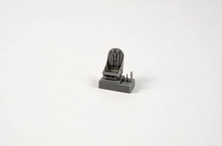 Defiant Pilots Seat with Belts (for Airfix) - Image 1