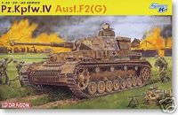 Pz.Kpfw.IV Ausf.F2(G) - Smart Kit - Image 1