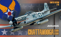 Chattanooga Choo Choo P-51D Limited Edition