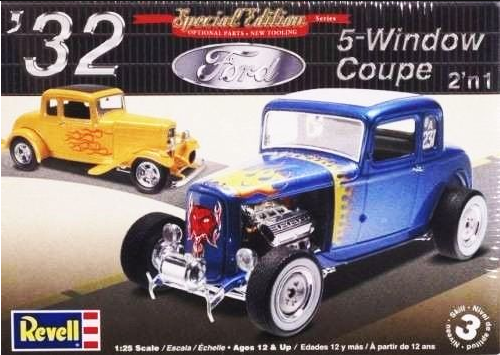32 Ford 5 Window Coupe - Image 1