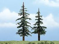 4-5In. Lodgepole Tree 2/Pk - Image 1