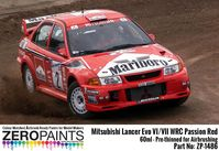 1486 Mitsubishi Lancer Evo VI WRC Passion Red - Image 1