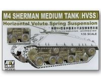 M4 Sherman HVSS Suspension Set