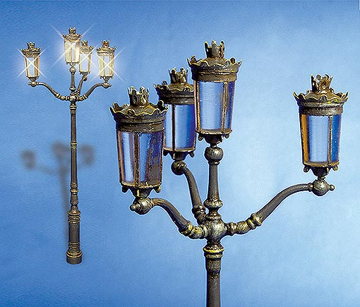 City lamp - Image 1