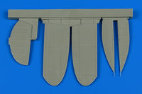 A5M2 Claude control surfaces WINGSY KITS - Image 1
